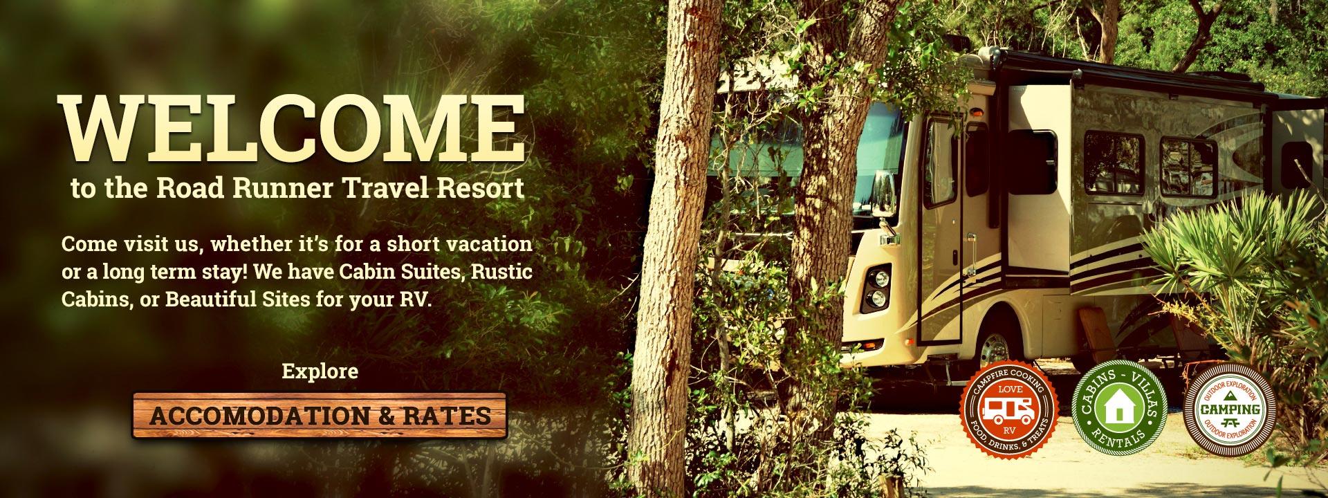 Florida Cabañas - Vacaciones en Great Florida
